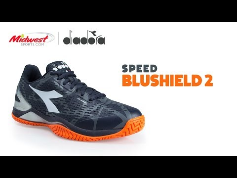 Diadora Blushield 2 Tennis Shoe