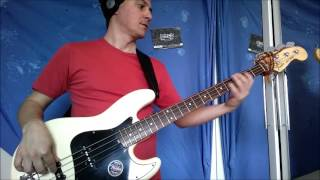 Stage Fright (CHIC) - BASS COVER