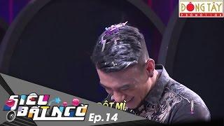VẮT CHÂN LÊN CỔ NHẢY DÂY | SIÊU BẤT NGỜ 2016 | TẬP 14 FULL HD (04/10/2016)