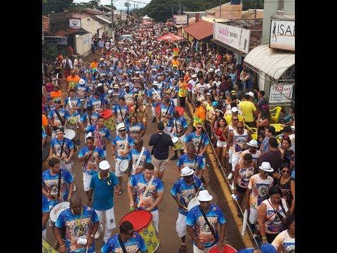 """Blocos da Chapada e shows nacionais do MC Sapão e Parangolé no feriadão - <font color=""""red"""">vídeo</font>"""