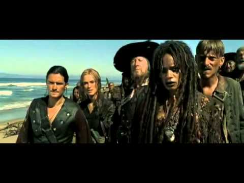 Pirates Des Caraïbes: Jusqu Au Bout Du Monde - Bande Annonce [VF]