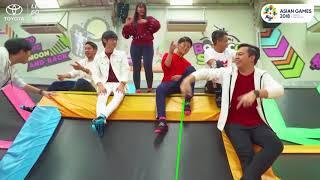 PECAHIN SEMANGAT LO - Hanin Dhiya, SkinnyIndonesian24, Agung Hapsah, Tim2One Video thumbnail