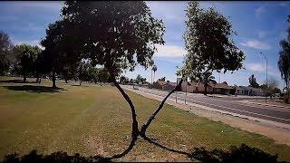 Gofly Scorpion 90HD - FPV Phoenix Cactus Park Warm Afternoon