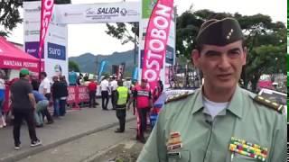 Miniatura Video Vuelta a Colombia - Director Policía de Tránsito y Transporte