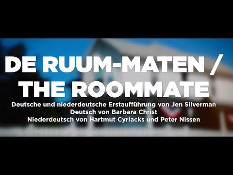 DE RUUM-MATEn/THE ROOMMATE von Jen Silverman  - Premiere 02.02.2020