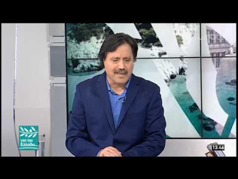 Ο Σάββας Καλεντερίδης στον Σπύρο Χαριτάτο | 12/06/2019 | ΕΡΤ