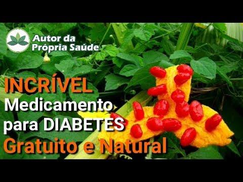 Se se uma nova droga para diabetes