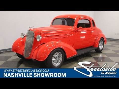 Video of '36 Automobile - PGFU