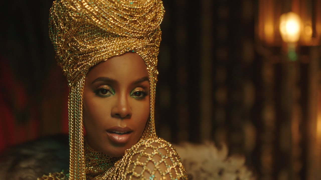 Kelly Rowland - Hitman (Official Music Video)