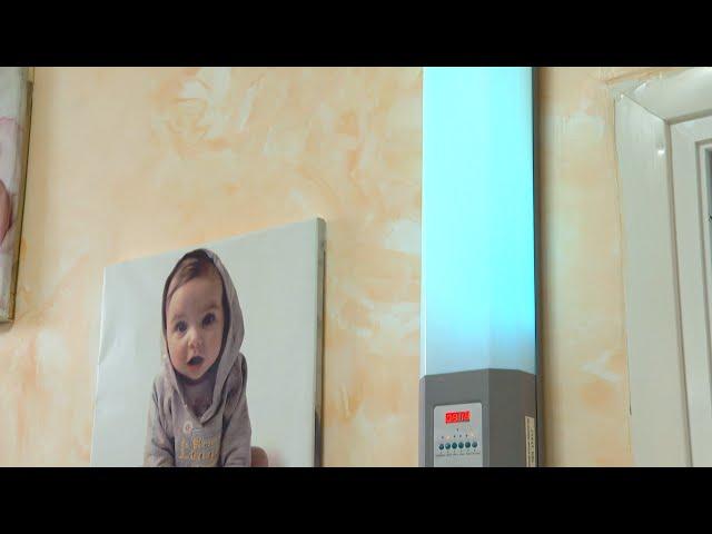 Рециркуляторы для дома ребёнка