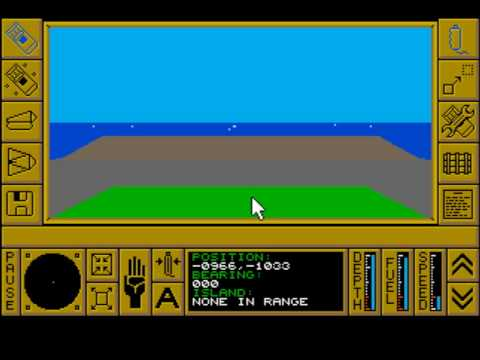 Carrier Command - Amiga Game