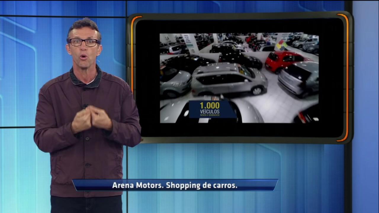 "Arena Motors no Programa ""Os Donos da Bola"""