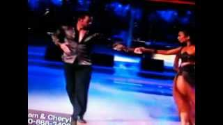 DWTS William Levy & Cheryl Burke Sexy Rumba Smokey Robinson Motown Night