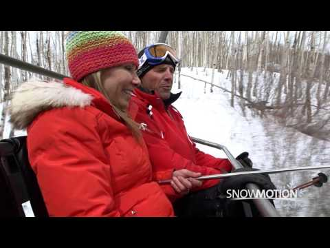 SnowMotion 2015 Chairlift Interview - Phil Mahre