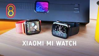 Обзор Xiaomi Watch — они это сделали!