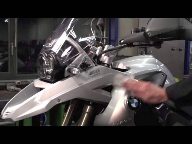 Видео Очиститель для пластика, металла и стекла Motorex QUIK CLEANER 500 ml