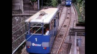 preview picture of video 'Funicolare Lugano Città - Stazione'