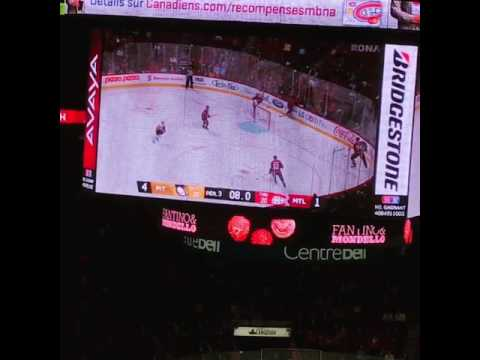 Final Score Pittsburgh Penguins vs Montreal Canadiens
