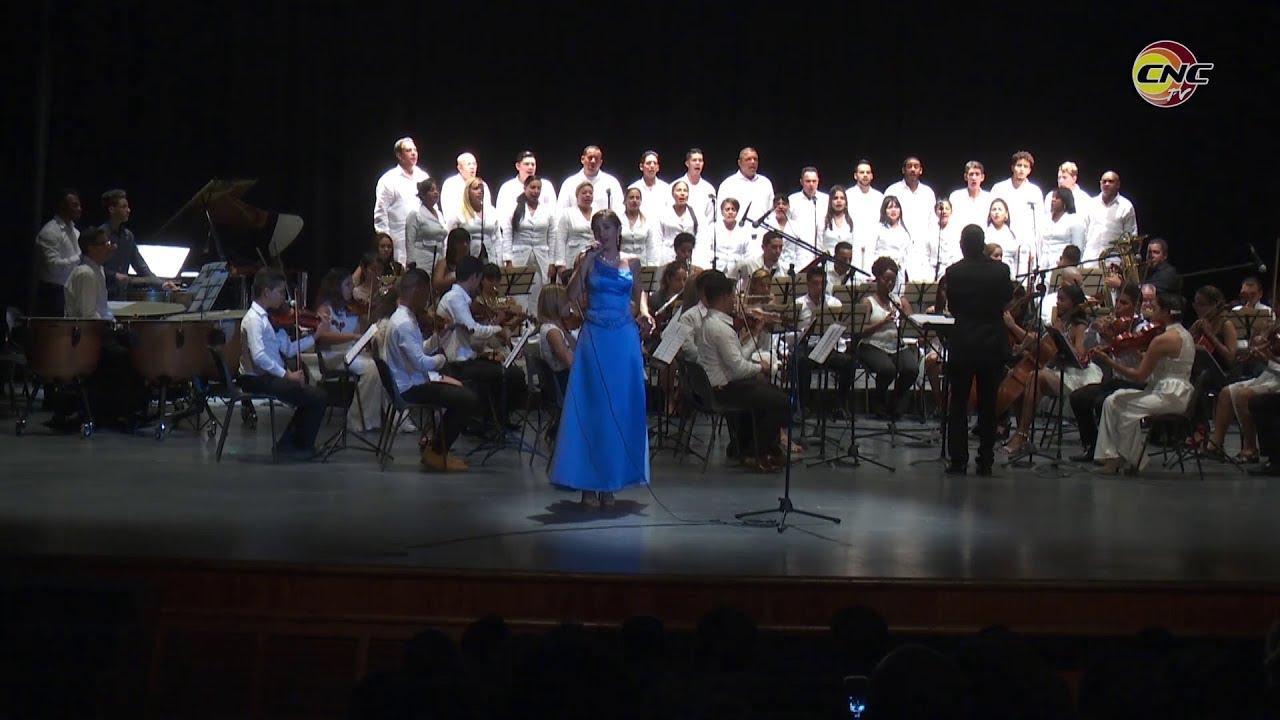 Ofreció proyecto Orquesta Sinfónica de Granma primer concierto del año en homenaje a José Martí y Beethoven