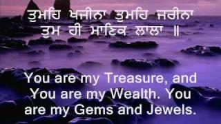 AWESOME SHABAD-Rasna Japti Tuhi Tuhi (Must Listen