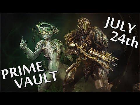 Prime vault unsealed! Nyx Rhino hikou ankyros scindo - смотреть