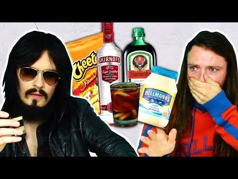 Los tests del alcohol en narkologii