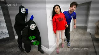 Trapped in a House Full of Hackers - We Spent 24 Hours Trying to Escape Room with Melvin