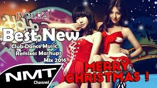 Merry Christmas Music 2016 Soundtrack - Best New Club Dance Music Remixes Mashups Mix 2016/2017