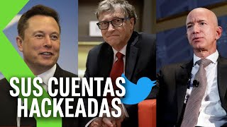 Hackean y estafan IMPORTANTÍSIMAS CUENTAS en Twitter: Barack Obama, Bill Gates, Apple o Uber