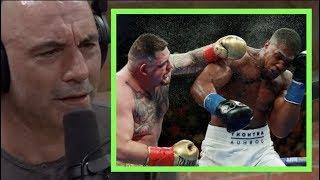 Joe Rogan On Andy Ruiz Jr. KO'ing Anthony Joshua!!!