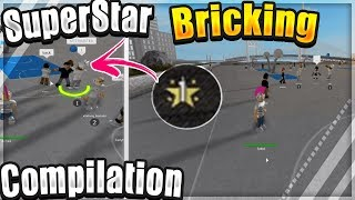 SUPER STAR BRICKING COMPILATION! (FUNNY MOMENTS)