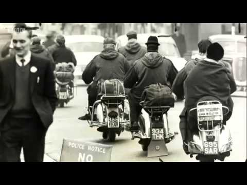 Subculture :Mods and Rockers Rebooted BBC Documentary 2014