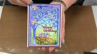"#237 Learn about Simply Defined ""Must Haves"" Dies & WOW Sparkle Glitter by Scrapbooking Made Simple"