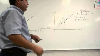 Regresión lineal PARTE 1, Explicación teórica, fórmula de regresión, errores en experimentos