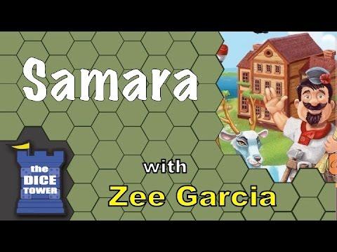 The Dice Tower reviews Samara