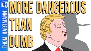 Why We Need to Do More Than Call Trump Dumb