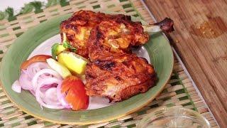 Tandoori Chicken   Best Foodie Friends   Chef Anupa   Sanjeev Kapoor Khazana - Video Youtube