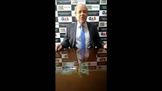 Existe diferença entre ampla defesa e plenitude de defesa Dr Romualdo Sanches Calvo Filho