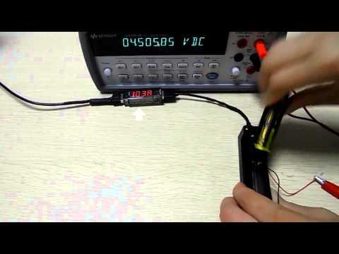 YouTube Video zu Xtar MC1 Plus 1-Schacht USB Ladegerät