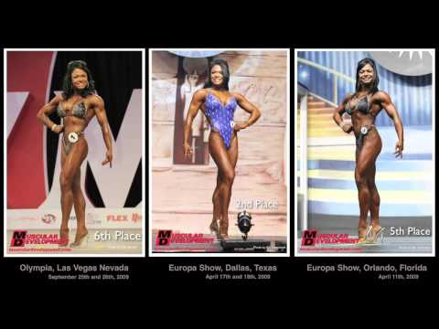 MYRIAM CAPES - Canada's #1 IFBB Fitness Pro