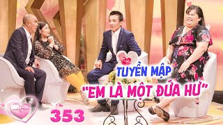 The Newlyweds   Ep 353: Tuyen Map blamed herself for being easy, cut off with husband for hardships