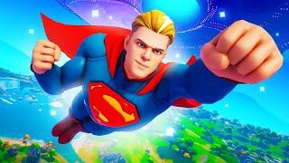 Fortnite SUPERMAN Is Here!