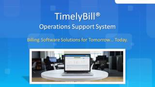 TimelyBill video