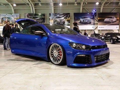VW SCIROCCO R by GB Design Limited Edition 01/01
