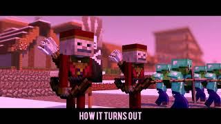 Minecraft Nightcore♫ |We Are the Danger - A Minecraft Original Music Video ♫ | SpeedUp