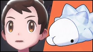 Pokemon Sword and Shield, But I Can ONLY Use Snom