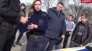 Вымогательство 400$ Новой Полицией ч2