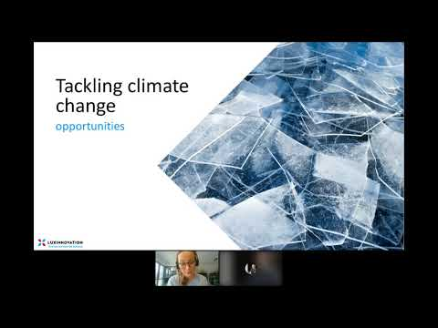 Tackling climate change & environmental challenges