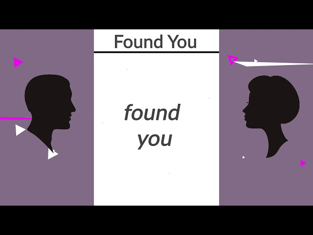 Found You - Emmet Glascott
