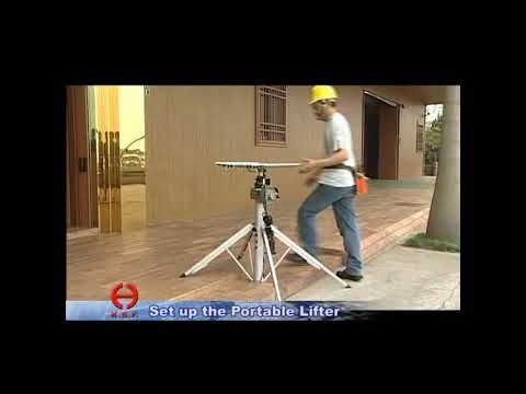 Portable Telescopic Lifters